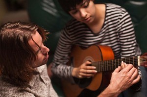 One to one guitar lessons hull practice