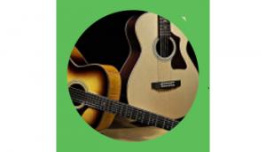 Ambers acoustic guitar hull